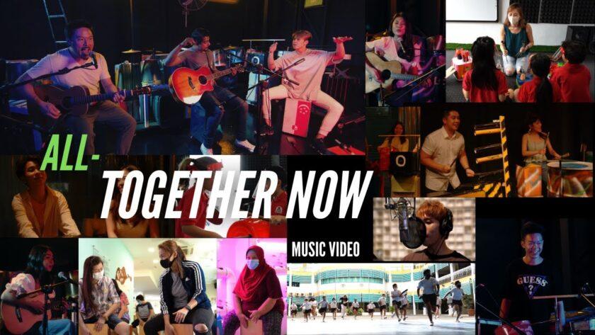 Together Now Lyrics (Music Video)